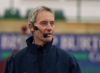 Christopher Bartle in the newly created role of Performance Coach as part of the World Class Eventing Programme.